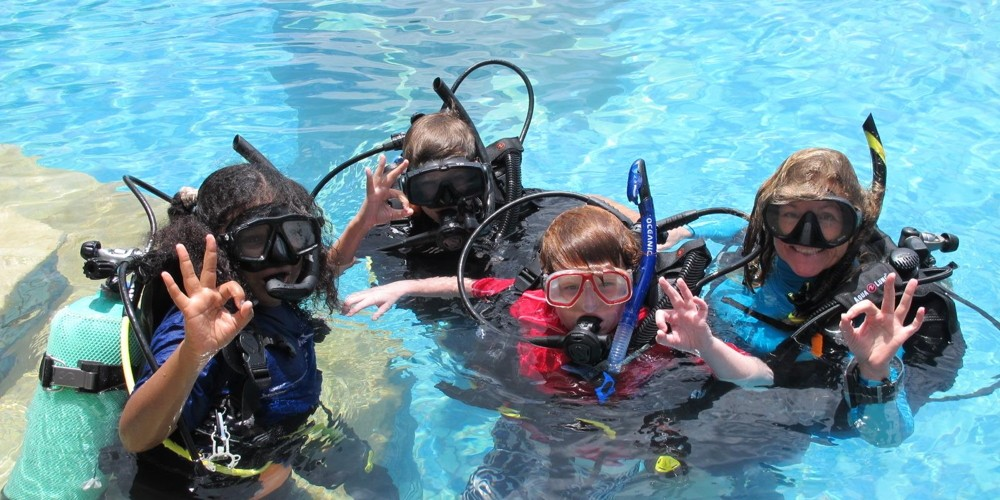 Cours de plongée waterloo